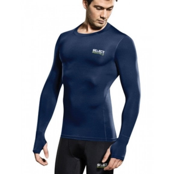 SELECT COMPRESSION TOP LONG SLEEVE - [everything-football].