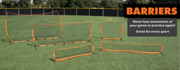 BOWNET PORTABLE BARRIERS
