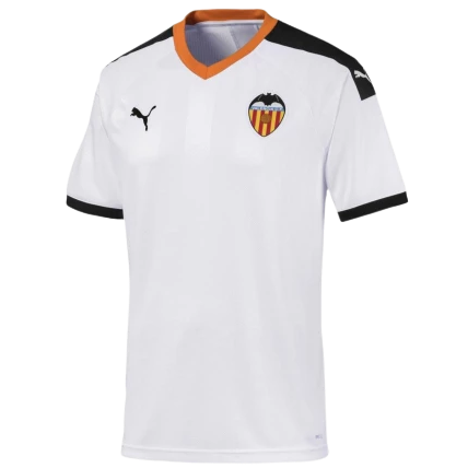 PUMA VALENCIA HOME JERSEY 19/20 - [everything-football].