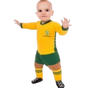 ORIGINAL FOOTYSUIT - SOCCEROOS - [everything-football].