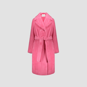 Cappotto Faustine Rosa Bubble
