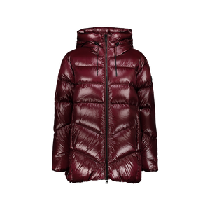 Parka ripiegabile Birk Jacket Bordeaux