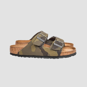 Sandali Arizona Camouflage Green