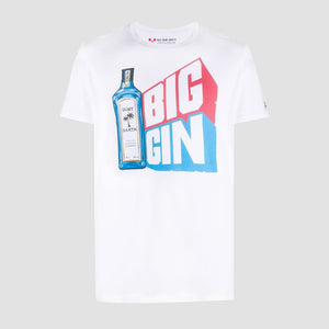 T-Shirt Big Gin Bianca
