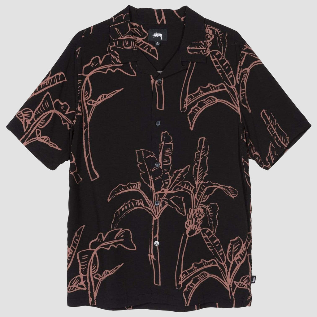 Camicia Banana Tree Nera
