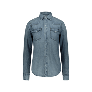 Camicia Western in Denim