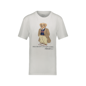 T-Shirt Donna Polo Bear bianca
