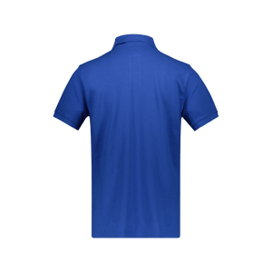 Polo Slim Fit Maniche corte New Iris Blue