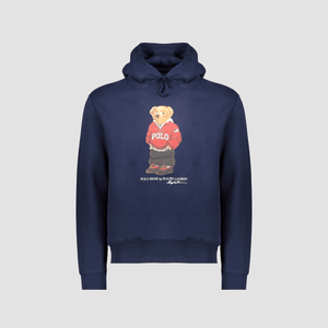 Felpa Polo Bear Blue