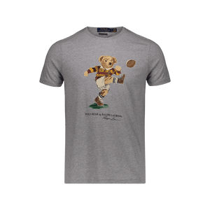 T-Shirt Giocatori Football Grigia