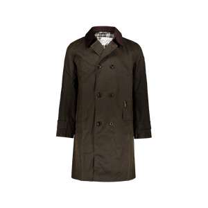 Trench Icons Haydon Wax 125 Year Olive