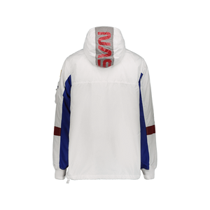 Giacca Space Camp Anorak Bianco
