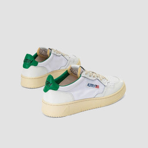 Sneakers Autry Bianco e Verde