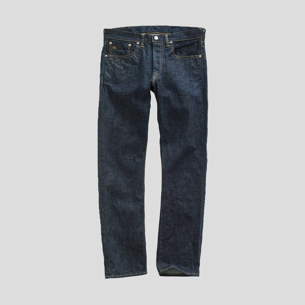 Jeans Straight Selvedge
