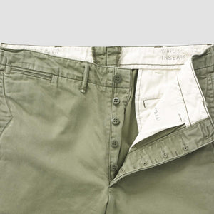 Pantaloni Officer's Chino Verde Militare