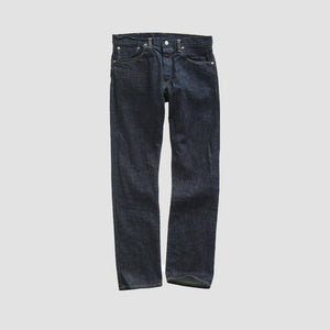 Jeans Low Straight Selvedge