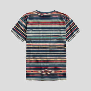 T-shirt Sarape Stripe Multicolor
