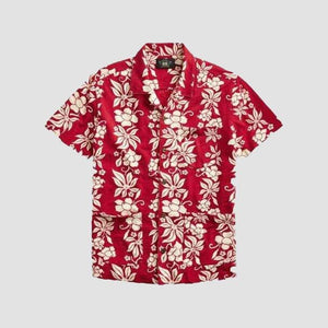Camicia Stampa Hawaii