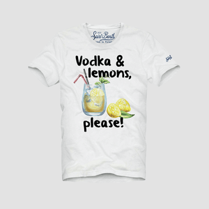 T-Shirt  Vodka Peach Bianca