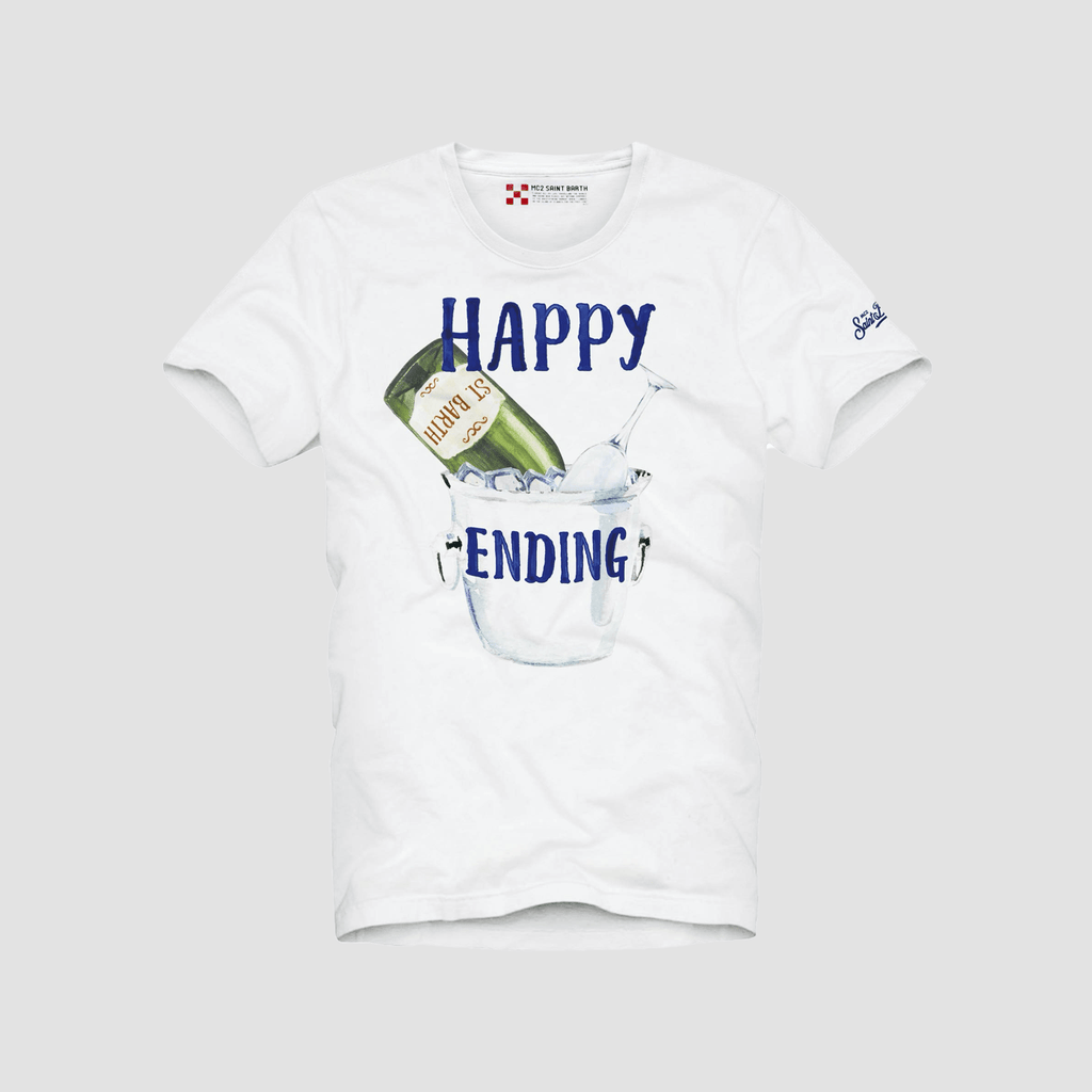T-shirt Happy Ending Bianca