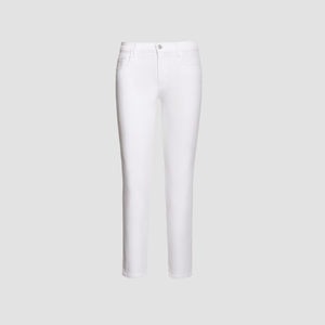 Jeans Adele 2692 Bianco