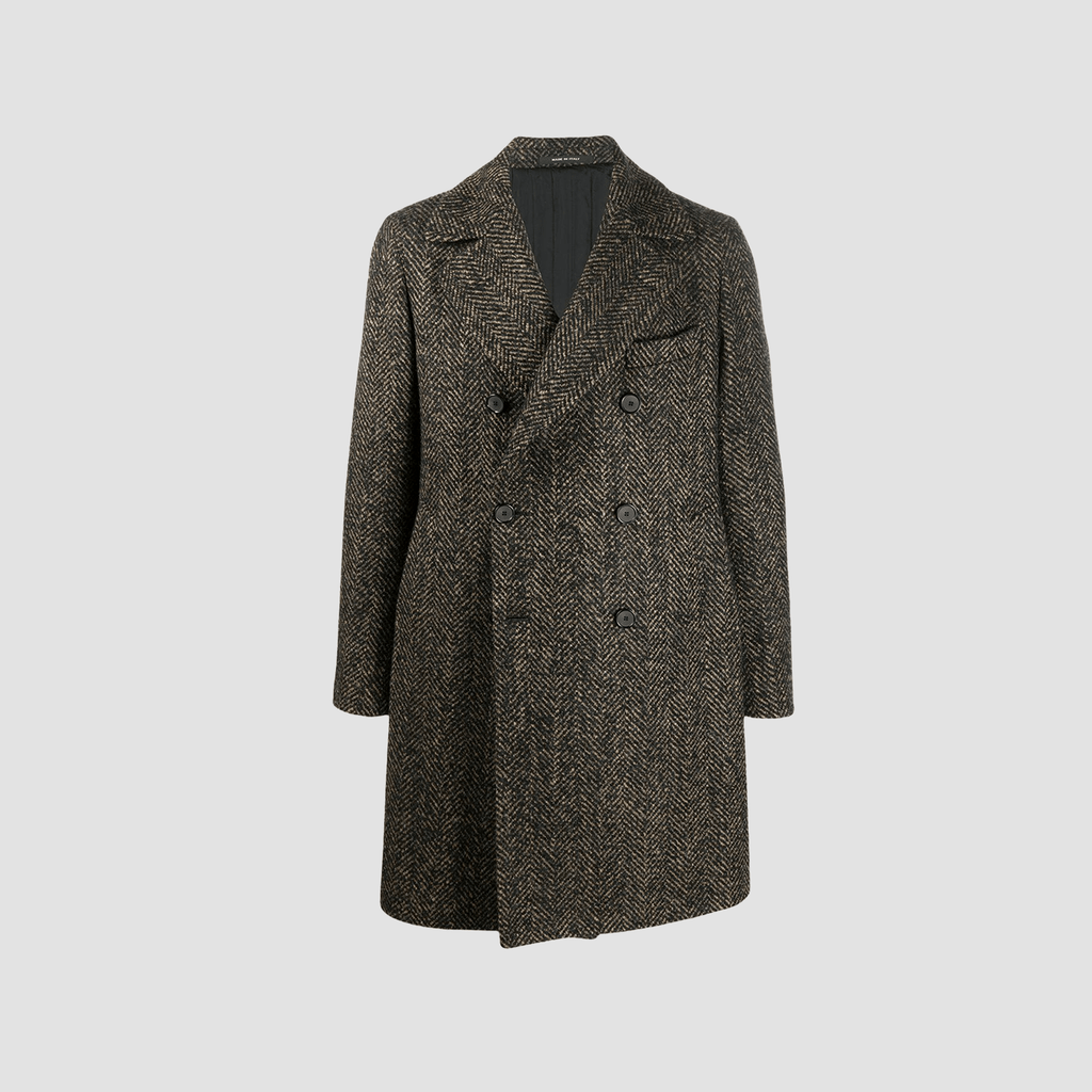 Cappotto Arden Marrone