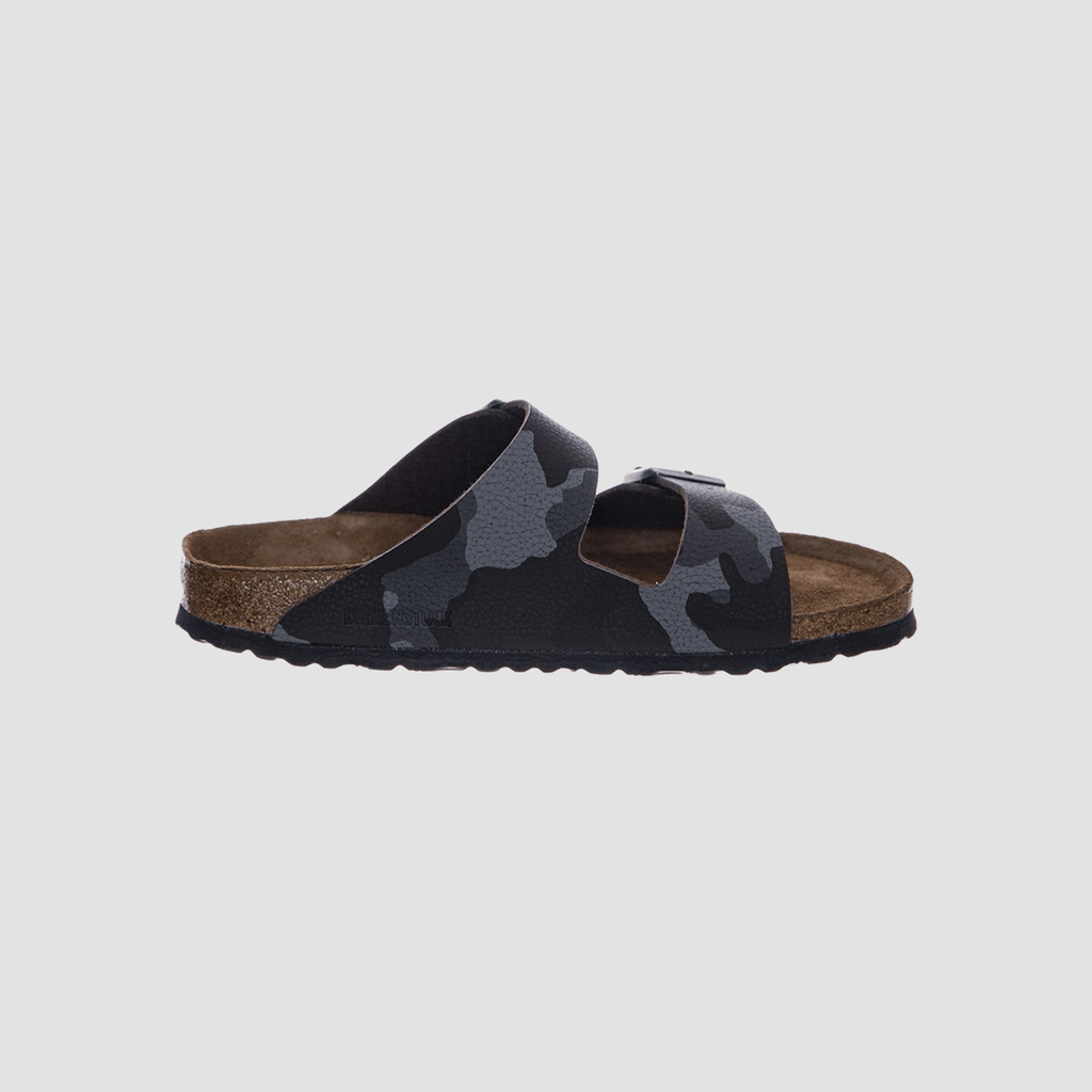 Sandali Arizona Camouflage Brown Grey