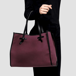 Borsa Marcella Media Bordeau
