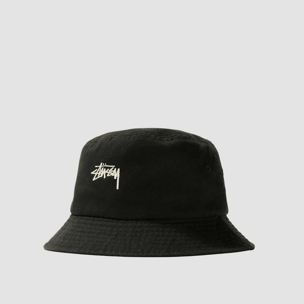 Cappello Stock Bucket Nero