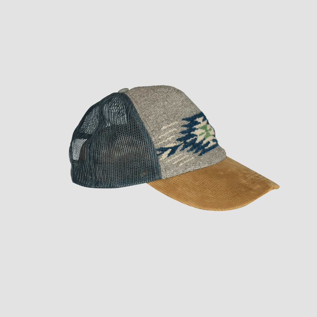 Cappello Baseball  Grigio Multicolor