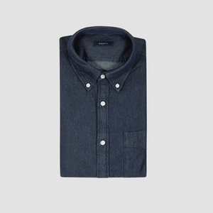 Camicia Matt denim Blue