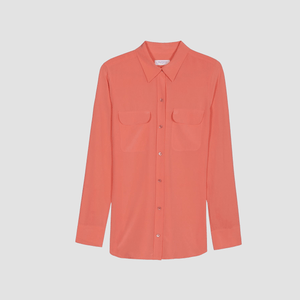Camicia Slim Signature Melon