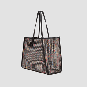 Borsa Marcella Media Multicolor