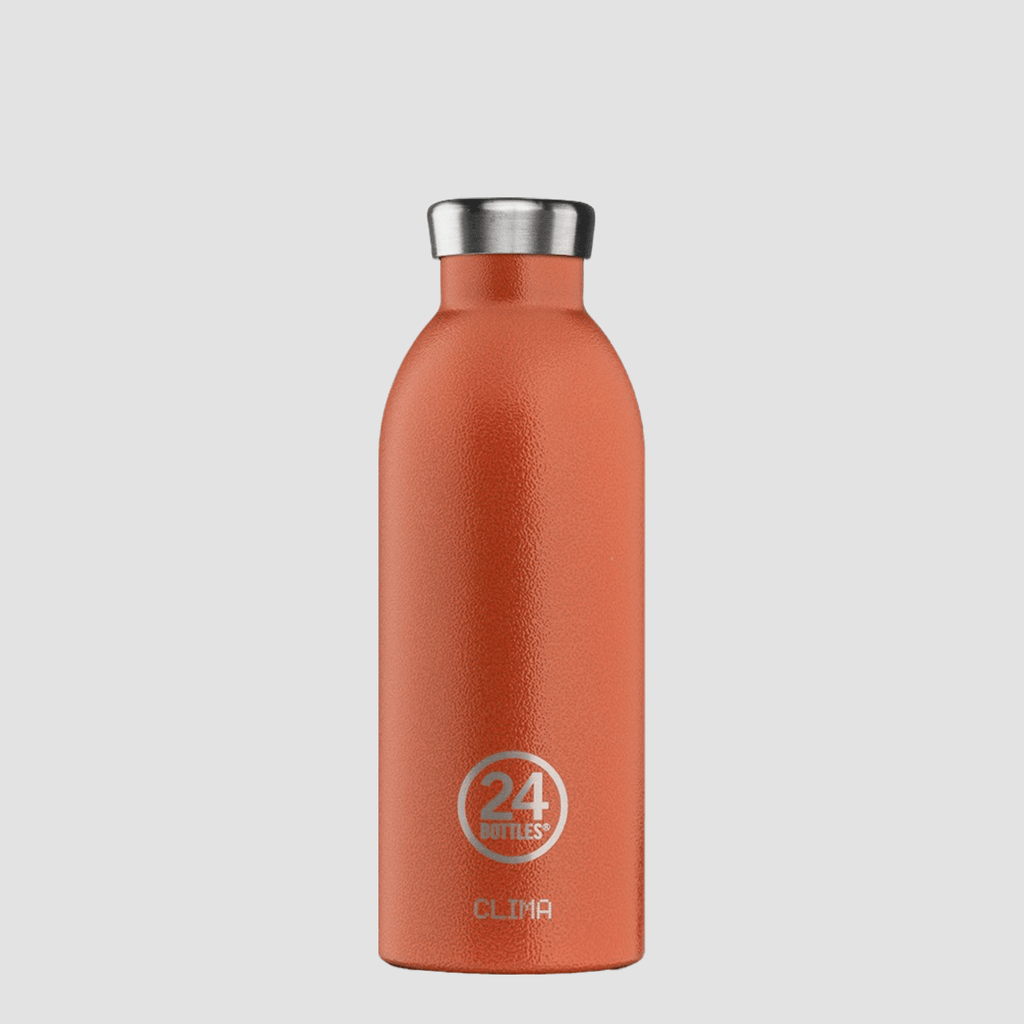 Clima Bottle Sunset Orange