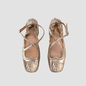 Ballerine Two For Love Platino
