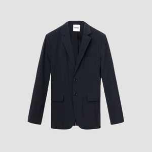 Blazer Paperino in Stretch Blue
