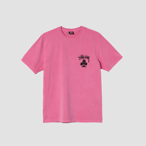 T-Shirt Club Pig. Dyed Rosa