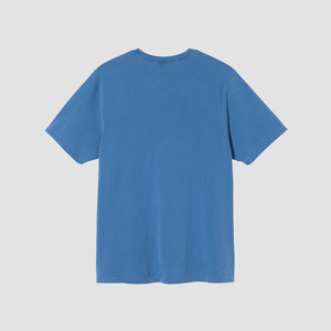 T-Shirt Rolling TV Blue