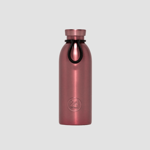 Clima Bottle  Embossed Rose
