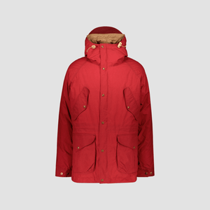 Fisherman Parka Rosso