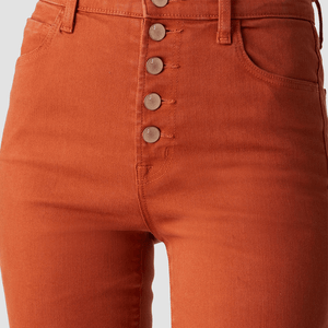 Jeans Lillie Ruggine