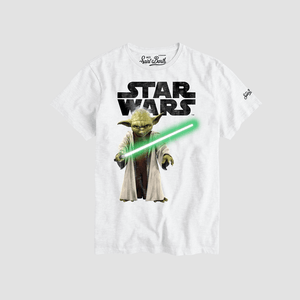 T-Shirt Skylar Star Wars Bianca