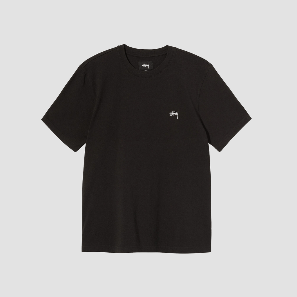 T-Shirt Stock Logo Nero