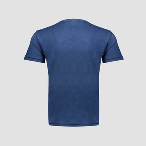 T-shirt  girocollo Blue