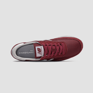Sneakers 720 Bordeaux Bianco