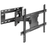 "ONKRON TV Wall Mount Bracket Full Motion Articulating Arm for 40"" - 65 Inch LED LCD Plasma Flat Screen TV M7L"
