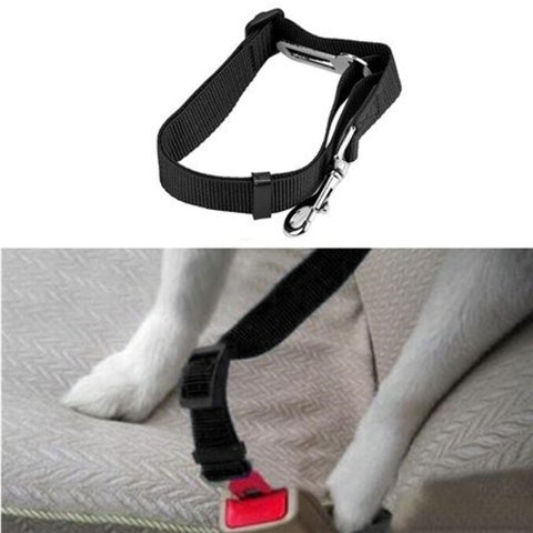 Pet Safety Care Dog Cat Vehicle Car Seat Belt