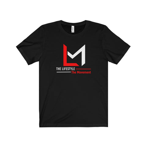 Lifestyle THE movement Tee-6 Color Options