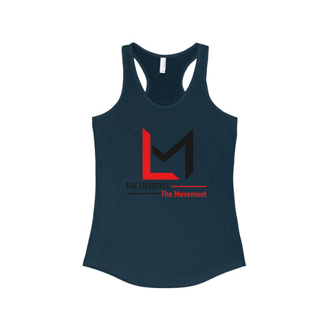 The Lifestyle Racerback Tank-5 Color Options
