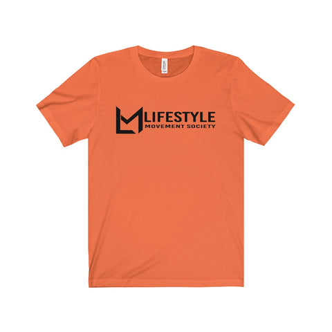 Lifestyle Across Unisex Tee-6 Color Options